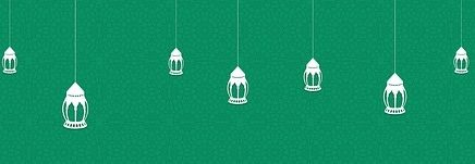 Laternen zum Ramadan