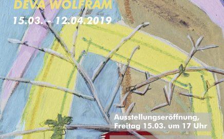 Plakat Schätze der Vielfalt Ausstellung Vielinbusch
