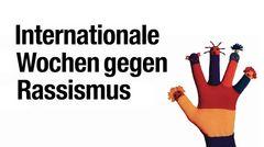 Logo Wochen gegen Rassismus