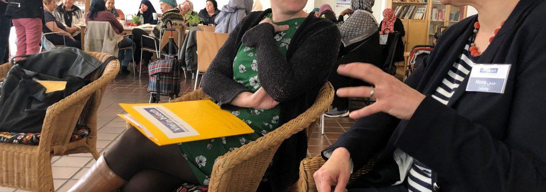 Katja Dörner zum Tag der Frauen im Haus Vielinbusch