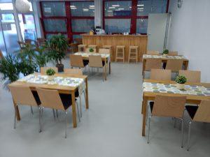 Cafétische - Café im Zentrum - Haus Vielinbusch