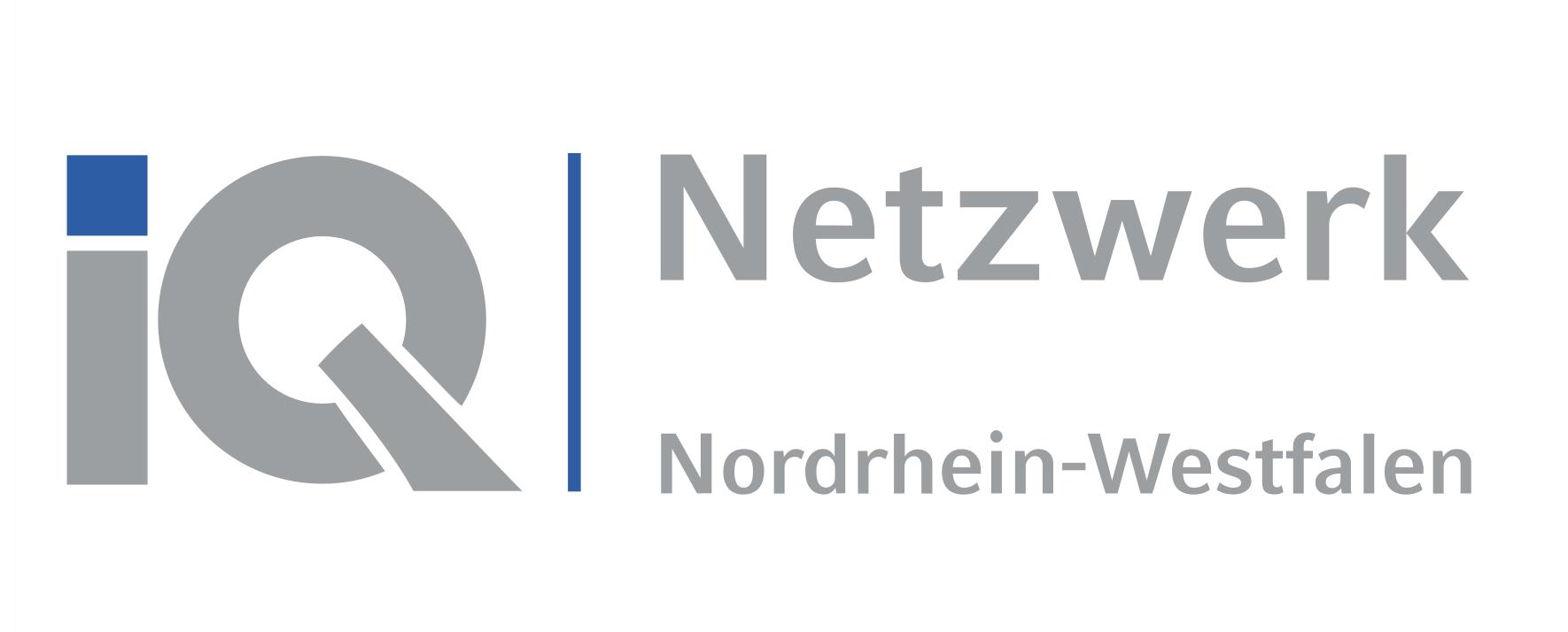 IQ Netzwerk NRW Logo - Beratung zur Selbstständigkeit im Haus Vielinbusch