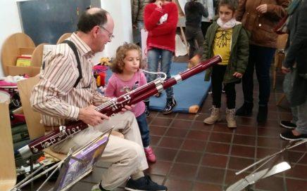 Musiker im Haus Vielinbusch