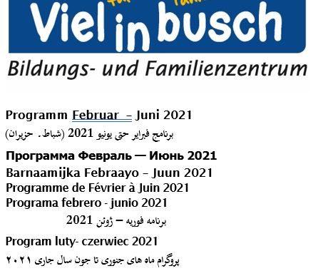 Online Programm Vielinbusch